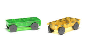magna tiles 2 piece car set valtech co the treehouse toy