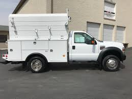 2009 FORD F-550 XL SERVICE - UTILITY TRUCK FOR SALE #569486