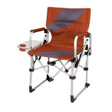 Picnic Time Burnt Orange Meta Portable Folding All-in-One Patio ... 22x28inch Outdoor Folding Camping Chair Canvas Recliners American Lweight Durable And Compact Burnt Orange Gray Campsite Products Pinterest Rainbow Modernica Props Lixada Portable Ultralight Adjustable Height Chairs Mec Stool Seat For Fishing Festival Amazoncom Alpha Camp Black Beach Captains Highlander Traquair Camp Sale Online Ebay