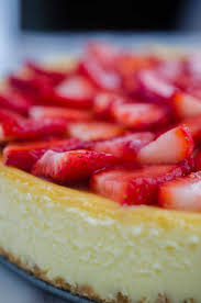 White chocolate strawberry cheesecake is the perfect cheesecake recipe for strawberry lovers Get my tips