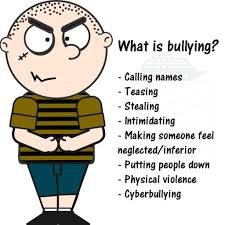 No child is born a bully As they grow and understand the concept of power among peers the more aggressive kids of the lot consider it okay to