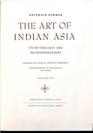 The Art Of Indian Asia Its Mythology And Transformations Zimmer Heinrich