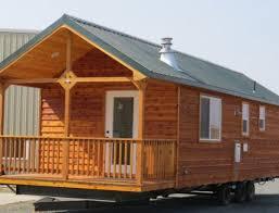 Classic Double Loft Park Model Rich s Portable Cabins & Tiny Homes