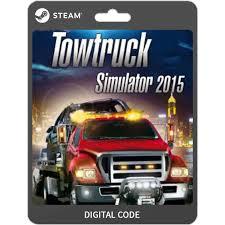 100 Tow Truck Simulator Truck 2015 Steam Digital