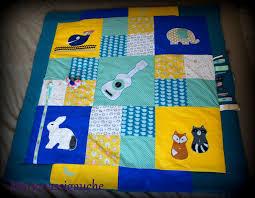 tapis d eveil couture coudre un tapis d éveil couture bébé suite un and ps