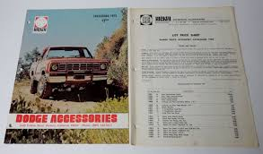 1970''s HE HICKEY DODGE TRUCK ACCESSORIES BROCHURE CATALOG ORDER ... Parts Catalogue Beiben Trucks Accsories Section 1 Chevrolet Truck Accsories Catalog Newest Luxury Gmc Medium Duty Gorgeous 2015 Canyon 1959 Dealer Supplement Impala Limitless 2018 Pages 51 76 Text Version Ford 2007 F150 And Van Go Rhino On Behance 1929 1954 Master Dodge Trucks Elegant Ram Mack Big Country Big Country Ex0019 Auto