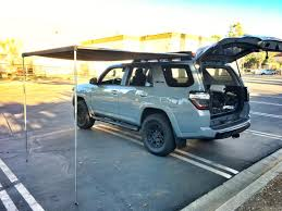 Eezi Awn 1000 Black On OEM Roof-rail. - Toyota 4Runner Forum ... Fleet Alliance Pty Ltd Tas Dolium Work In Progress 44 Eeziawn Rooftop Tent Papruisercom Featured Vehicle Equipt Outfitters Toyota 4runner Expedition New Rooftop Tent Steatlth Nouvelle Nte De Toit Coque Eezi Awn Inspirational Ltr Manta D American Adventurist Neue Dachzelte Tarnkappe Oder Hpfburg Explorer Magazin 1600 Roof Review Roadtravelernet The Layne Studio Top Tents And Side Awnings For Vehicles Worried About Excess Water Accumulating On Your Eeziawn Campa K9 Roofracks