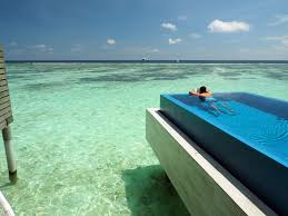 100 Maldives Infinity Pool The Ultimate Overwater Bungalow At LUX South Ari Atoll
