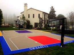 Home | Southern California Multisport Backyard Court System Synlawn Photo Gallery Basketball Surfaces Las Vegas Nv Bench At Base Of Court Outside Transformation In The Name Sketball How To Make A Diy Triyaecom Asphalt In Various Design Home Southern California Dimeions Design And Ideas House Bar And Grill College Park Half With Hill