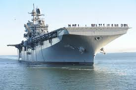 Uss America Sinking Photos by Essay When It Comes To Ship Survivability Prayer Isn U0027t Enough