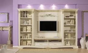 tv wohnwand vivaldi saoncella antik weiß