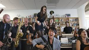 2013 The Year In Tiny Desk Concerts Best Music 2013 NPR