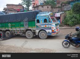 100 Most Popular Trucks KATHMANDU NEPAL Image Photo Free Trial Bigstock