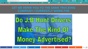 Do J.B Hunt Truck Drivers Make The Kind Of Money Advertised? - YouTube How Much Do Cross Country Truck Drivers Make Best Image By State Infographics Archives Billy Bobs Repair Tire Much Money Do Truck Drivers Make Driver Success Pay Tmc Transportation 7 Tips For Surving The Relationship Hardships In A Trucking Career Tow Average Salary 2018 Uber Vs Lyft Which Is Better For Riders And Women Equal Roadmaster School