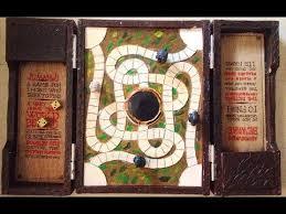 Jumanji Game Board Prop Replica