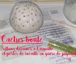diy cactus en pâte à modeler durcissante paperblog
