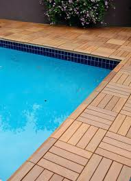 patio ideas epay wood patio tiles diy patio deck wood tiles new