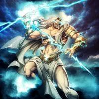 Zeus Lightning Bolt Photo Zeuslord Of The SKY