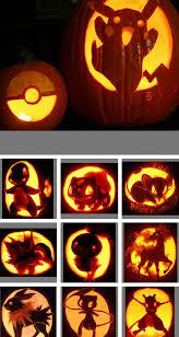 Easy Pokemon Pumpkin Carving Patterns by Pokemon Halloween Pumpkin Carvings To Satisfy My Inner Nerd P