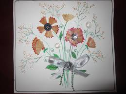 Beautiful Arts And Craft Ideas For Adult Which Suitable With Home Accessories Arrangement Waste Material