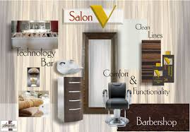 Stunning Hair Salon Design Ideas And Floor Plans Interior
