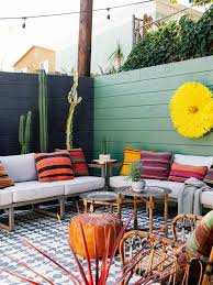One Room Challenge Fall O Patio Reveal