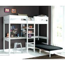lit mezzanine avec canapé convertible fixé lit mezzanine avec canape convertible en superpose fixe systeme de