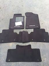 right car truck floor mats carpets for nissan armada ebay