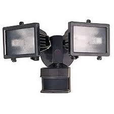 Halogen Outdoor Security Lights