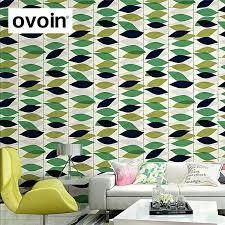 glitter grün blätter tapete für wände moderne design schlafzimmer wohnzimmer wand papierrolle blatt drucken tapeten