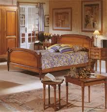 chambre louis xvi lit floriane style louis xvi 140 x 190