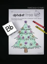 Gumdrop Christmas Tree Challenge by Christmas Activity Pack Playdough To Plato