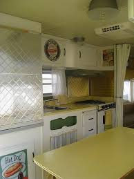 Vintage RV Restored 1971 Layton Travel Trailer Photos