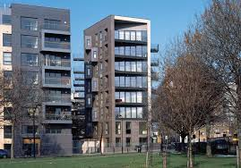 100 Bridport House East London By Karakusevic Carson Architects