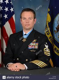 U S Navy SEAL Senior Chief Special Warfare Operator Edward Byers