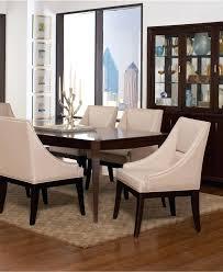 macys dining room chairs furniture cappuccino collection dakota