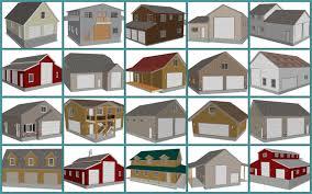40X60 Shop with Living Quarters Floor Plans