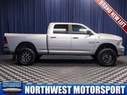 100 Lifted Trucks For Sale In Washington Dodge Ram Used Cars On Buysellsearch