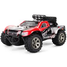 Hot Sale RC Cars Off-Road 1/18 Rock Crawler Monster Truck For ...