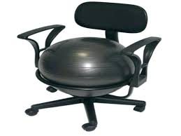 desk chair yoga ball desk chair stability exercise office design