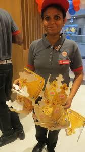 Sofa King Burgers Red Bank by Burger King Arrives At Chennai Acemat