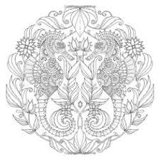 Plush Design Ideas 24 Lost Ocean Coloring Book Pages Clipart