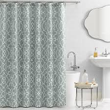 Vue Signature Iron Gates 72 Inch x 96 Inch Shower Curtain Bed