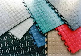 "Tuff Seal'â""¢ Interlocking Floor Tiles Announced by Flooring Adventures"