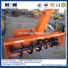 Snow Blowers For Forklift, Snow Blowers For Forklift Suppliers And ...
