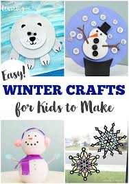 20 Kid Crafts For Winter