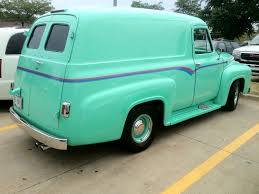 100 1955 Ford Panel Truck Lot Shots Find Of The Week Van OnAllCylinders