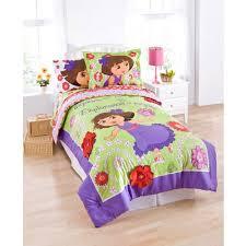 dora the explorer picnic bedding comforter set walmart com
