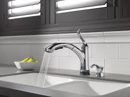 Delta Addison Touch Faucet Not Working by Linden Kitchen Collection