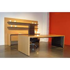 bureau contemporain bois massif bureau bois massif moderne mzaol com
